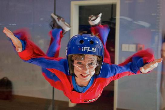 Viil'Up, iFly