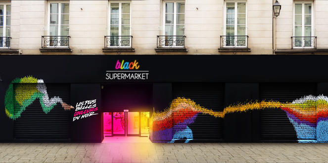 "Black Supermarket, ""the place to be"" ce mois-ci à Paris"
