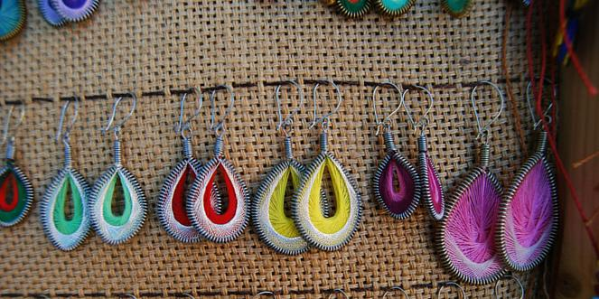 DIY, porte bijoux, eco-friendly, ecolo, pratique et design