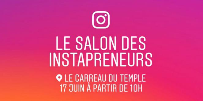Le 1er salon des instapreneurs d barque paris for Le salon des miroirs paris